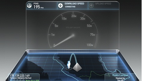 ���� SpeedTest ����� ���� ������ ���������