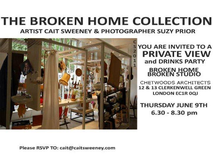 Broken Home Invite