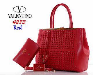 Tas Valentino Sutton Stud Super Set Dompet 4283WC Jakarta