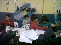 Apoyo escolar, por La Cámpora Carmen de Patagones
