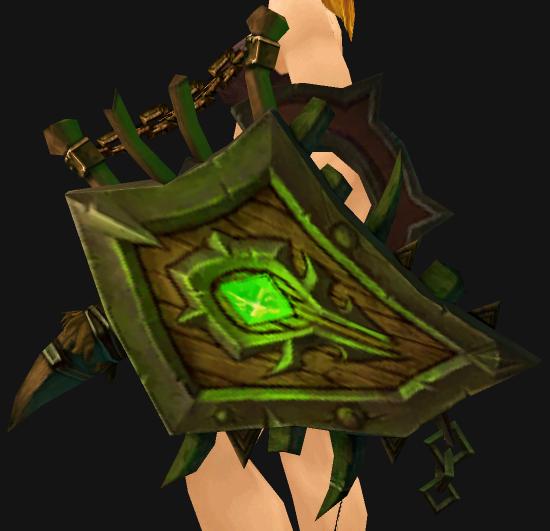 WoW : Fashion: Shields