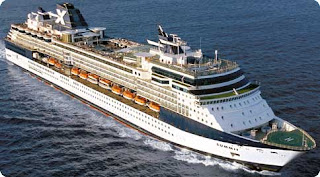 Celebrity Cruises - Celebrity Summit  Has Completed Solsticizing