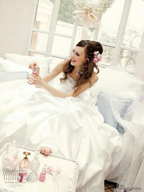 Gambar Gaun Pengantin Cantik