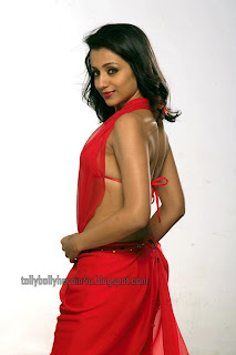 Trisha – Latest Spicy Bare Back Pics
