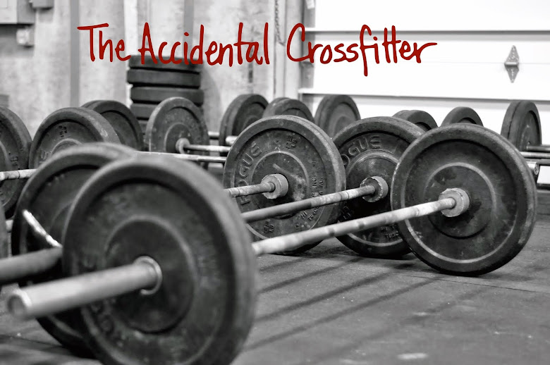 The Accidental CrossFitter