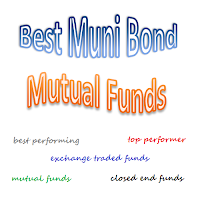 Best Municipal Bond Mutual Funds