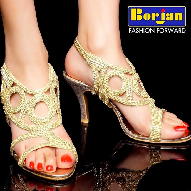 Bridal Footwear Collection 2014-15