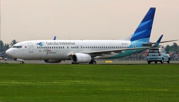 Pilot Garuda Meninggal Usai Landing di Bima
