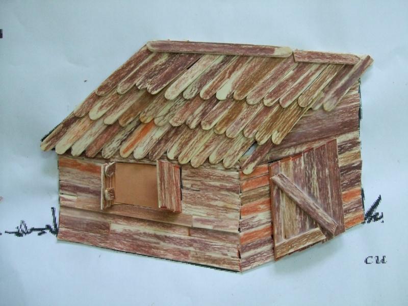 Nubenubita la casita de madera - La casita de madera ...
