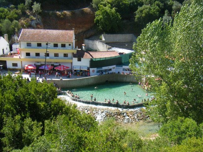 Piscina Fluvial do Agroal