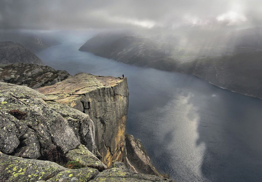 31. The Rock Tower by Kilian Schönberger