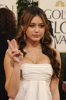 Miley Cyrus Wiki and Pics