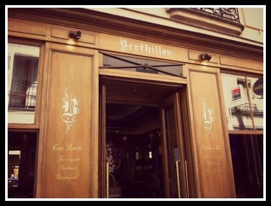 Berthillon Ice Cream Shop: Storefront