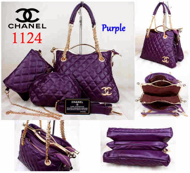 Tas Chanel Behel Beauty A1124WC Model Terbaru 2014
