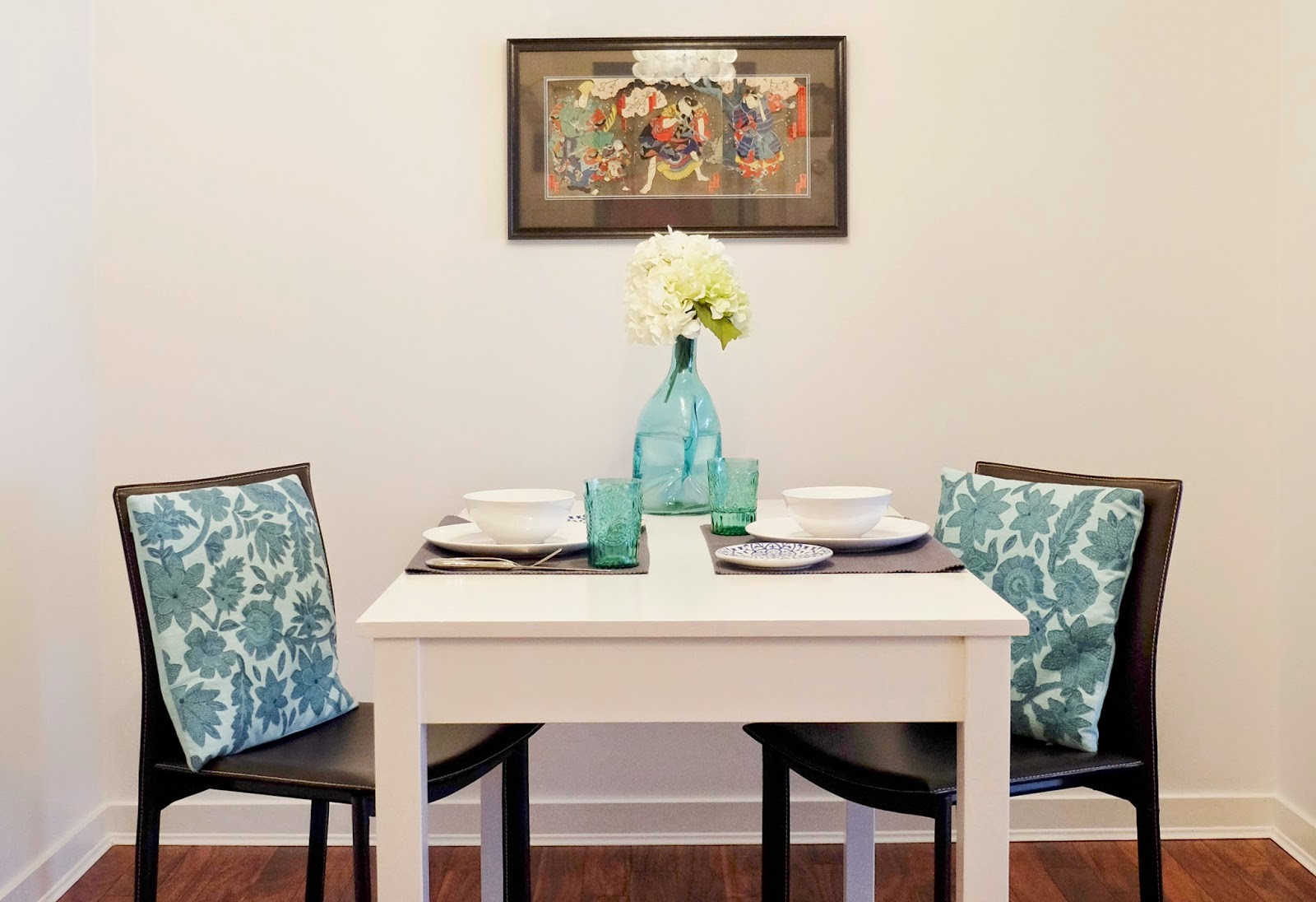 Restaining Kitchen Table Diy Kitchen Table Refinish Our Finished Table Kitchen Table And