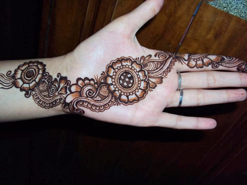 Mehndi Designs 2014-2015 New Bridal Mehndi Designs Collection For ...