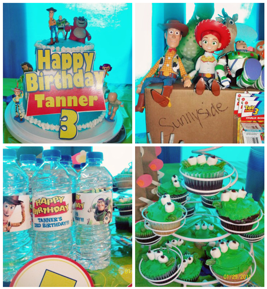 Toy Story Party Ideas Decorations : Toy story party at home with natalie