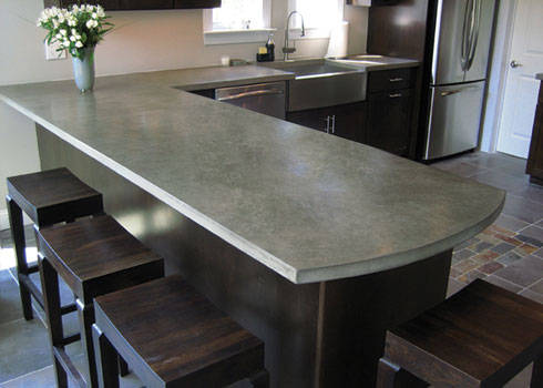 Kinds Of Countertops In Kitchen : Discussions the Different Types of Kitchen Countertops to Help You in ...