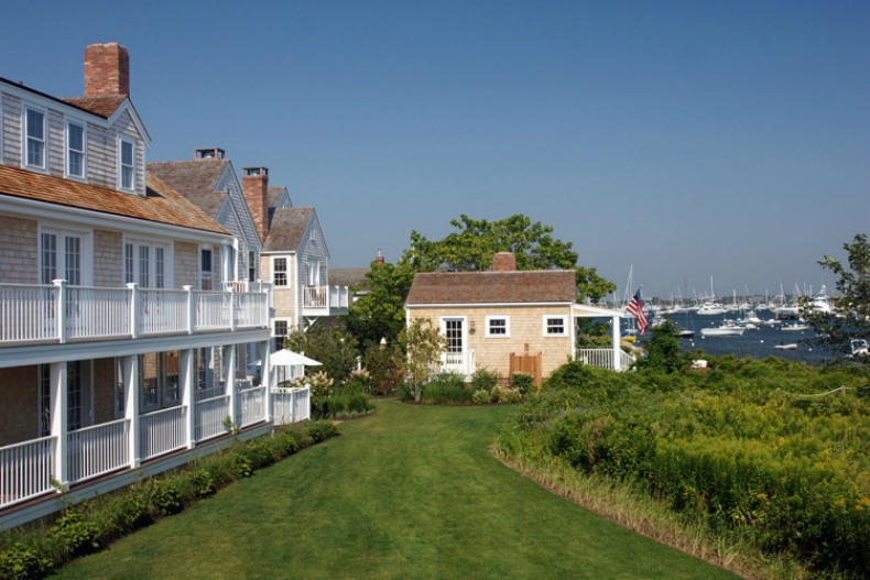 Harborview Nantucket house featured in Spotted from the crow's nest