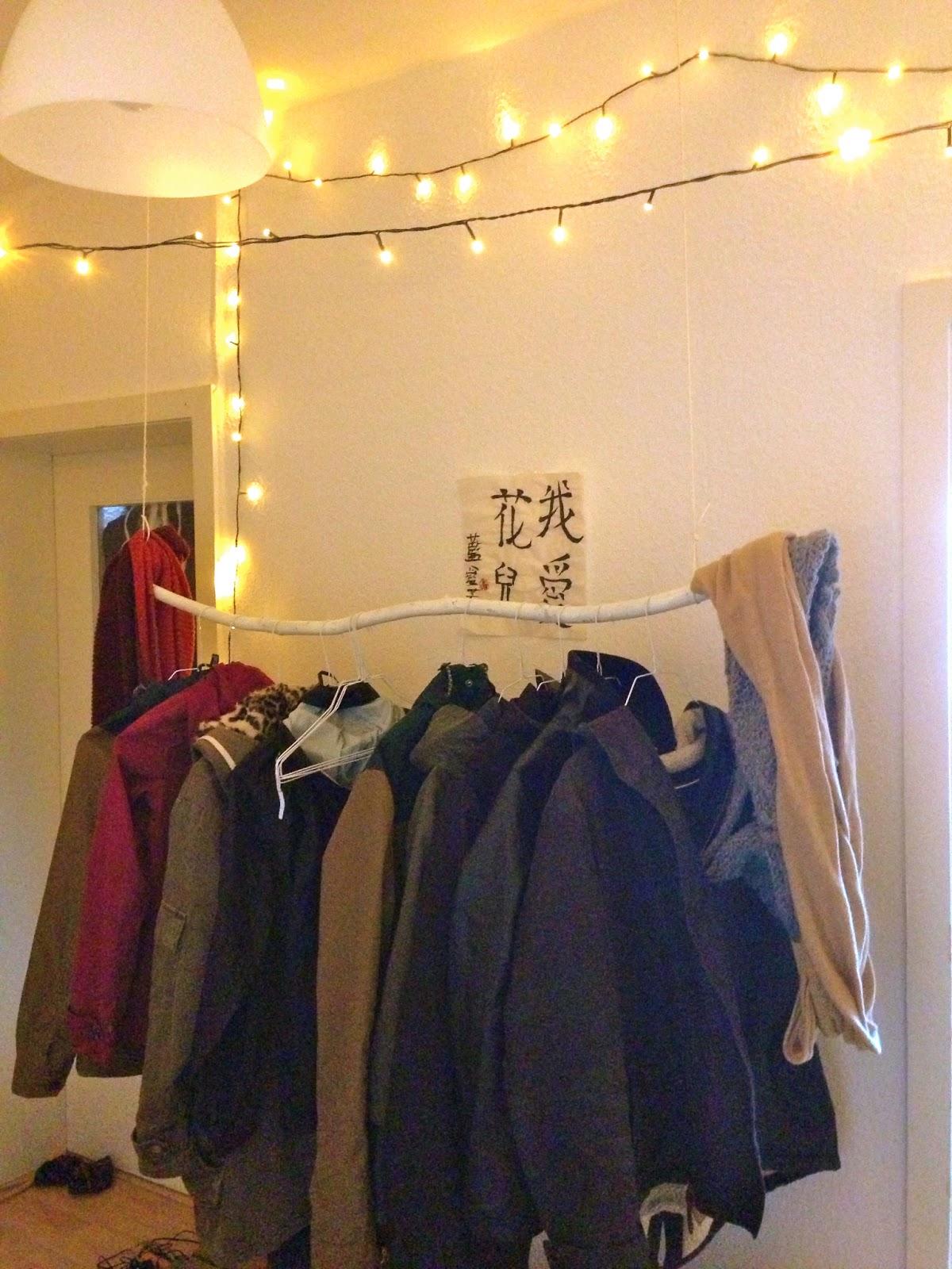 stay dashing diy garderobe. Black Bedroom Furniture Sets. Home Design Ideas