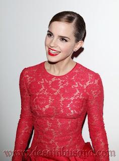 """Emma """" Lady Red """" Watson"""