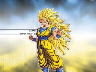 Son Goku Super Saiya jin 3