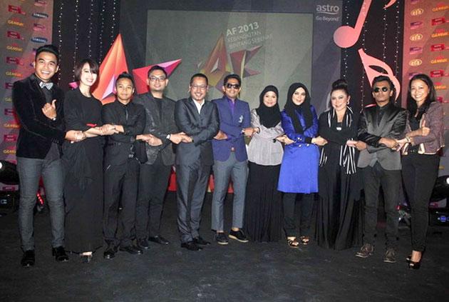 Malaysia, Berita, Gossip, Gosip, Hiburan, Selebriti, Artis Malaysia, Format Baru AF 2013, Tiada, Pengetua, Masih, Rahsia, Hos Utama