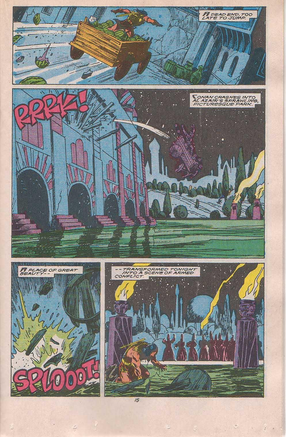 Conan the Barbarian (1970) Issue #216 #228 - English 12