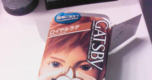 Gatsby Hair Color Remake Spray Natural Black