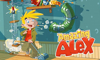 Amazing Alex HD v1.0.0 Apk Game