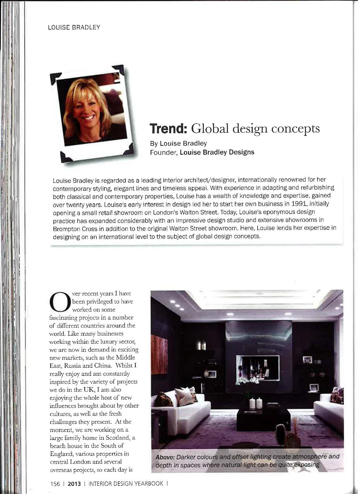 Interior design year book 2013 for Interior design yearbook