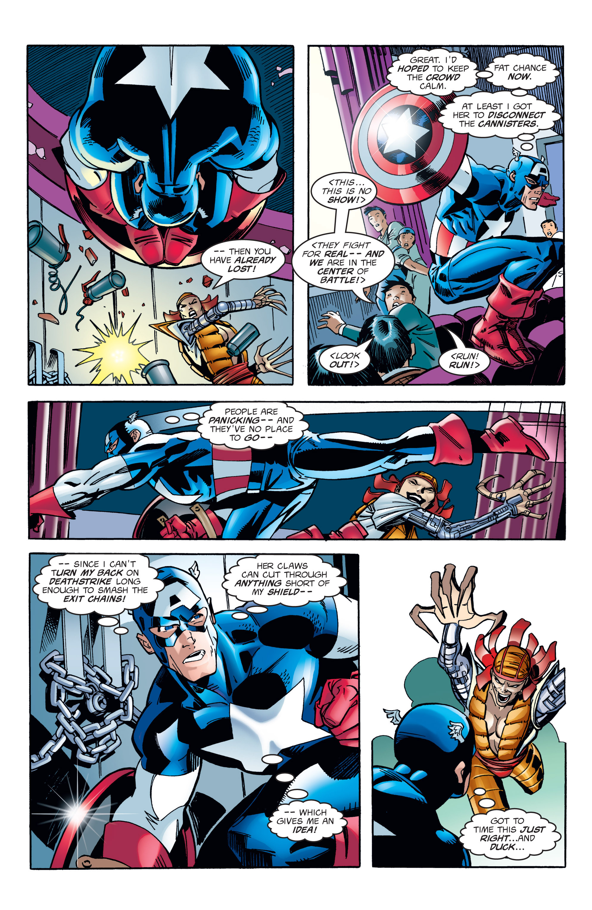 Captain America (1998) Issue #1 #4 - English 24