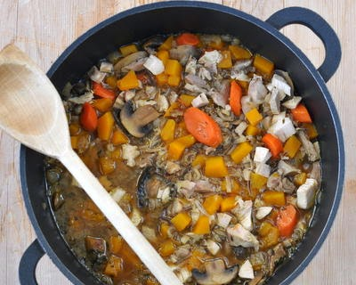Kitchen ParadeChicken  Wild Rice Soup or<br/> Turkey  Wild