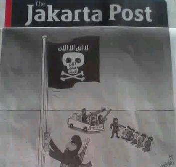 Diduga Menghina Islam, Pemred The Jakarta Post Jadi Tersangka