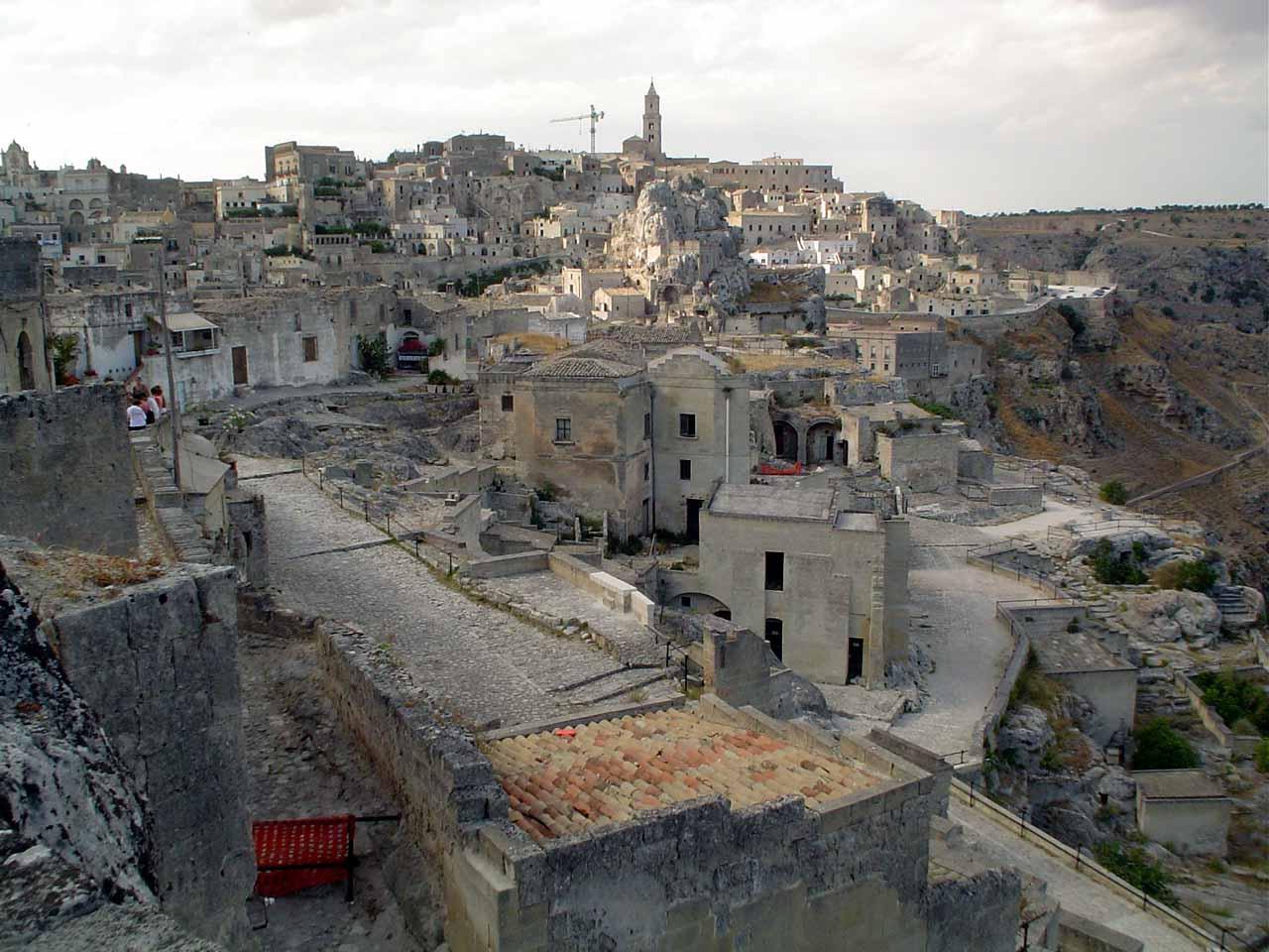 Matera's Sassi ~ Italy North to South