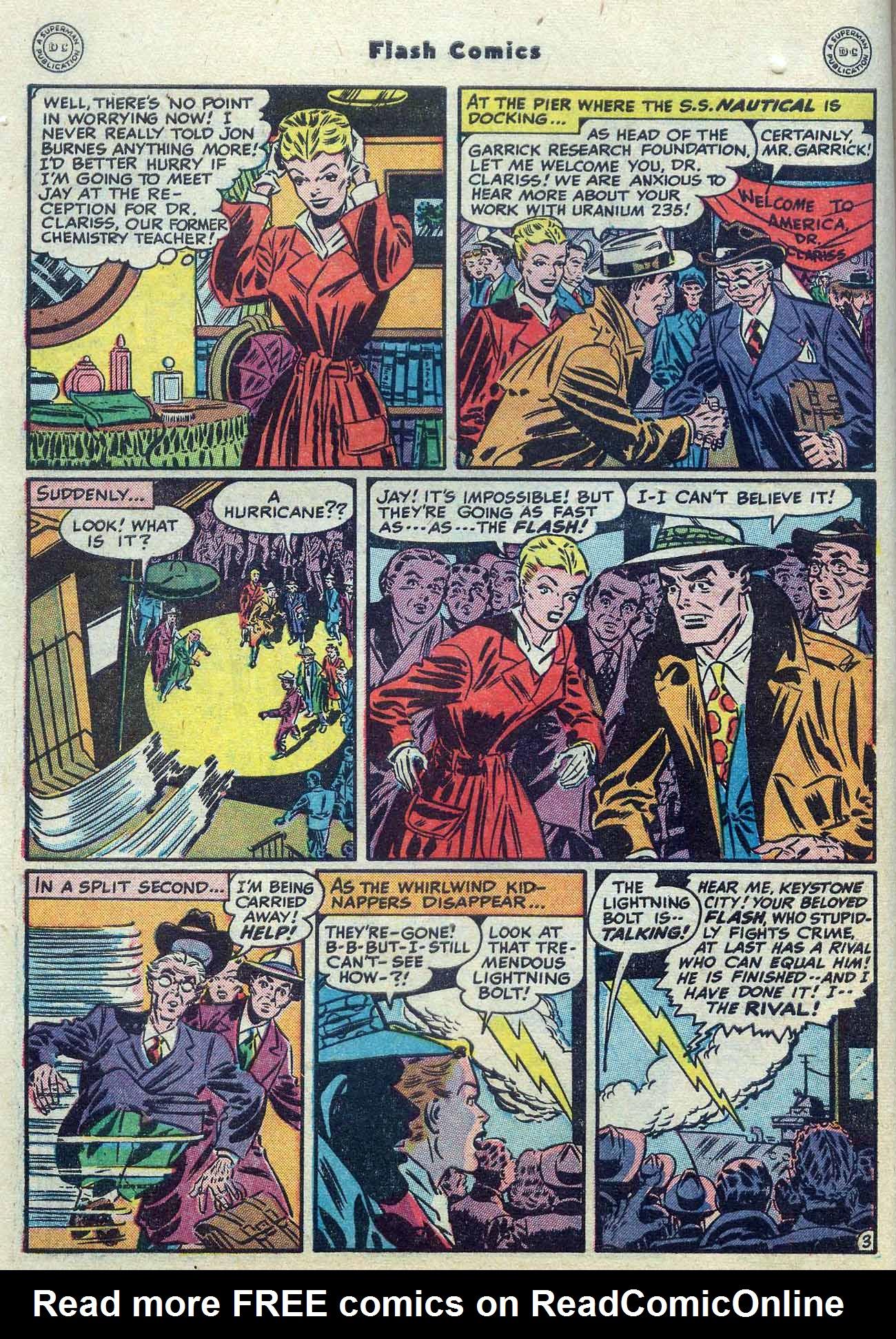 Flash Comics Issue #104 #104 - English 14