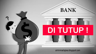 bank indonesia akan tutup
