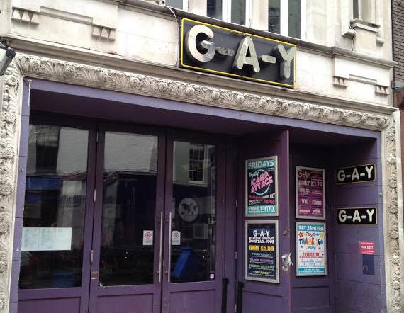 G gay bar