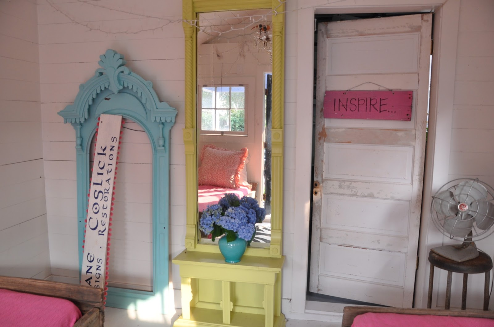 Jane coslick cottages a few favorite things and a few colors at work - The writers cottage inspiration by design ...