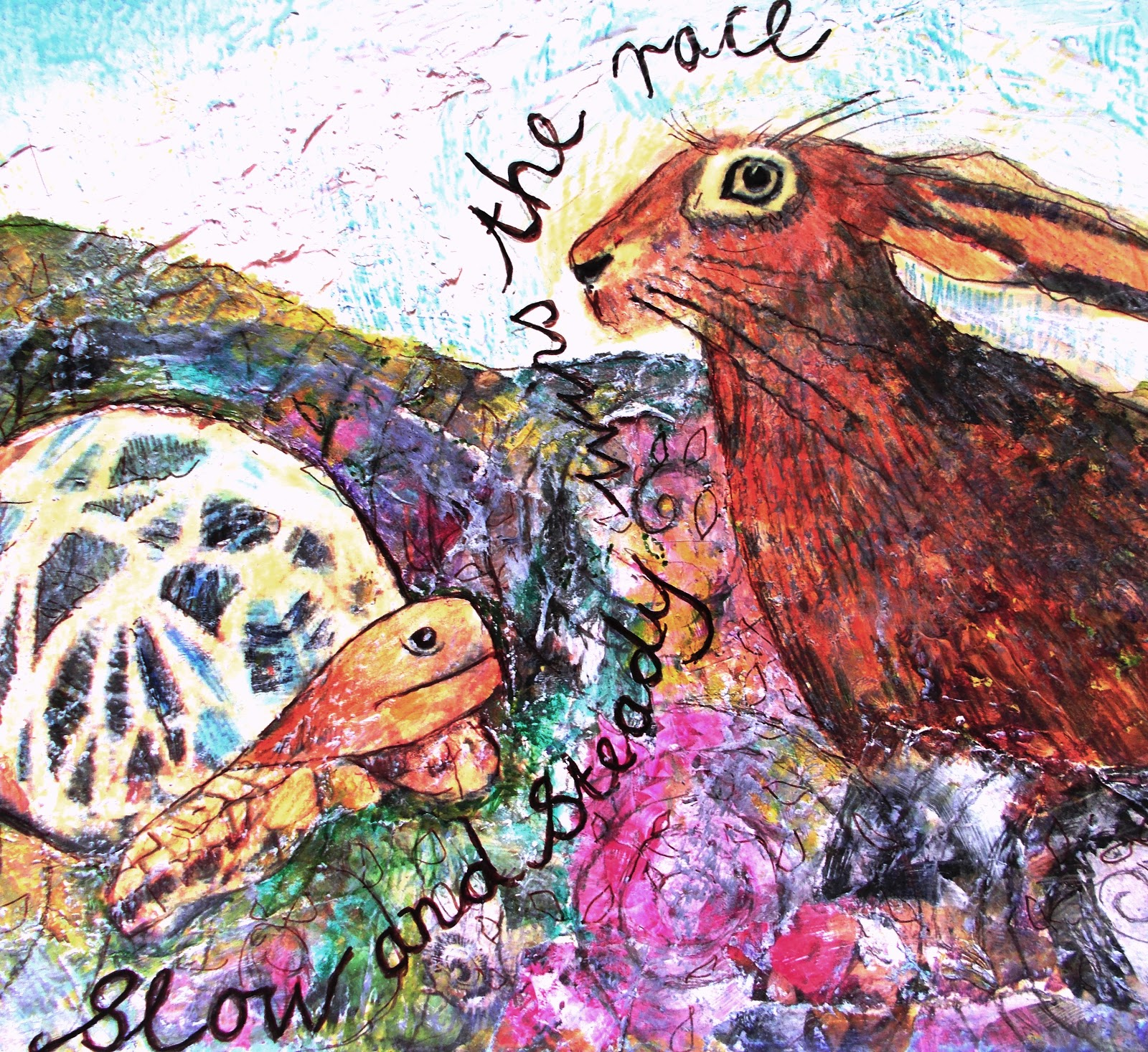 """the tortoise and the hare essay The story """"the tortoise and the hare"""" shows us that even if a person has a natural disadvantage in a challenge he or she can still succeed if."""