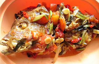 resep masakan ikan kakap