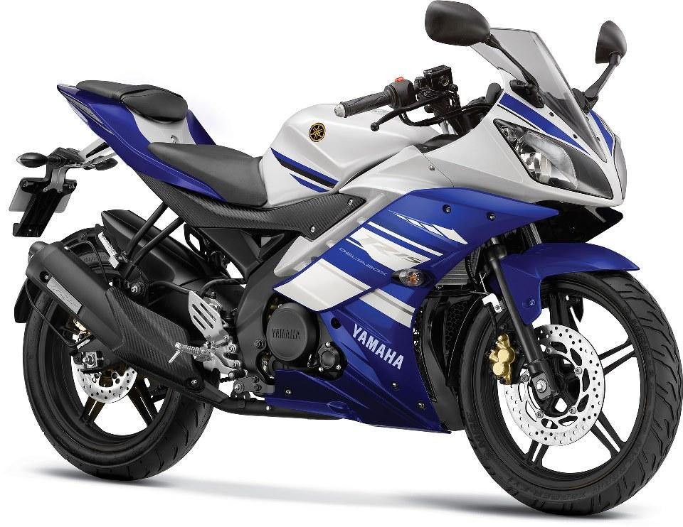 Yamaha YZF R15 V2 2014 Racing Blue