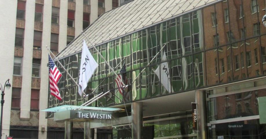 Westin Hotel Nd Street Ny