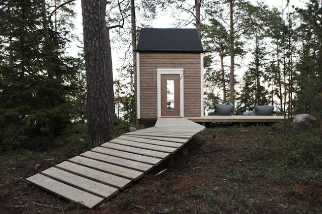 Robin Falck 98 square foot house