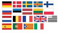 Unsere bisherigen Gastländer