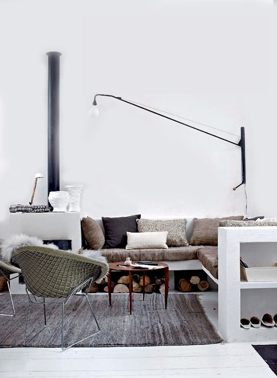 Gaelle Le Boulicaut for Home Magazine