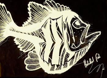 Desenho do Peixe