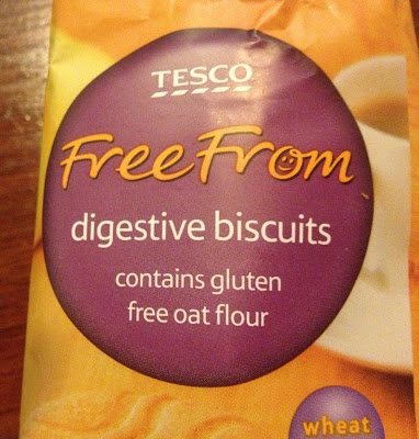 tesco gluten free biscuits