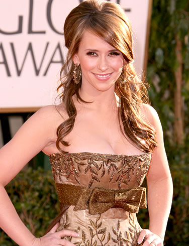 Jennifer Love Hewitt hairstyles 2011