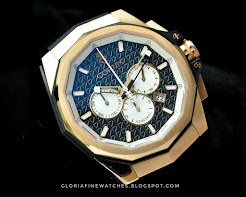 Corum Admirals Cup Ace One Rosegold